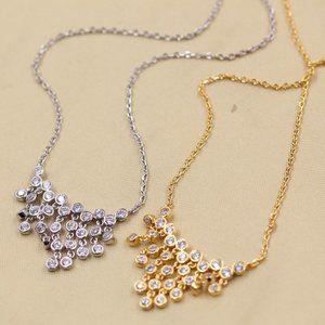 Henri Bendel Shiny Crown Necklace